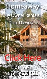 ski in out by owner vacation rentals in okemo